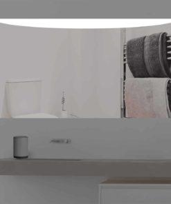 Badspiegel LED beleuchtet mit Design Aspekt | K 357