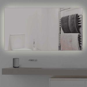 Badspiegel Indirekte Led Beleuchtung Blanco Kostenloser Versand