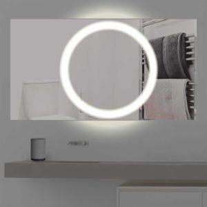 wandspiegel led beleuchtet g nstig k1482 t v gepr ft. Black Bedroom Furniture Sets. Home Design Ideas