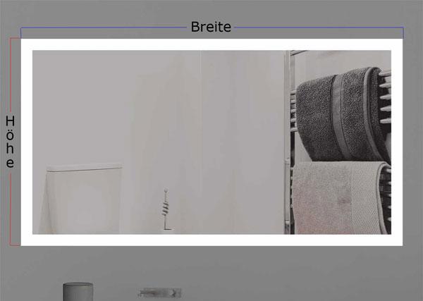 Badspiegel Dusseldorf.Impressum Badspiegel Online Led Beleuchtet Nach Mass